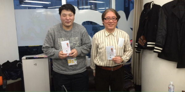 関西・大阪で唯一の初心者・女性も安心して参加できる麻雀サークル【すだちの巣】の麻雀大会【四季王杯】の鴨の節